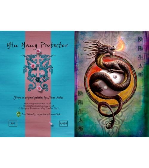 Carte Protection Ying Yang