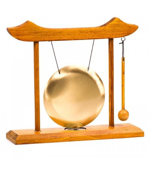 Gong sur Socle