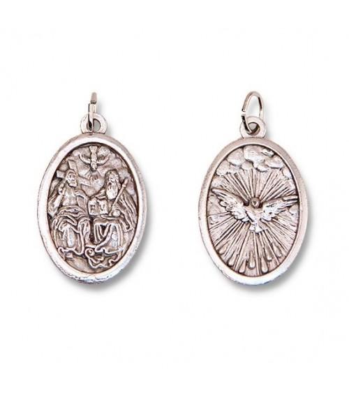 Médaille Saint Esprit et Sainte Trinité