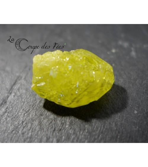 Soufre Natif Cristal