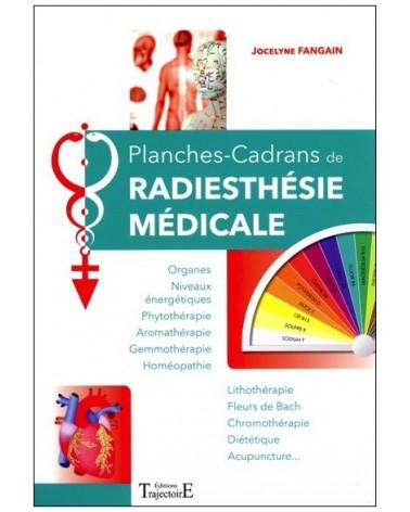 Planches-Cadrans de radiesthésie médicale