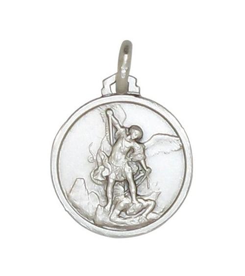 Médaille St Michel en Argent