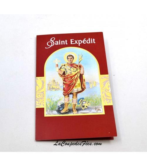 Carte Saint Expédit