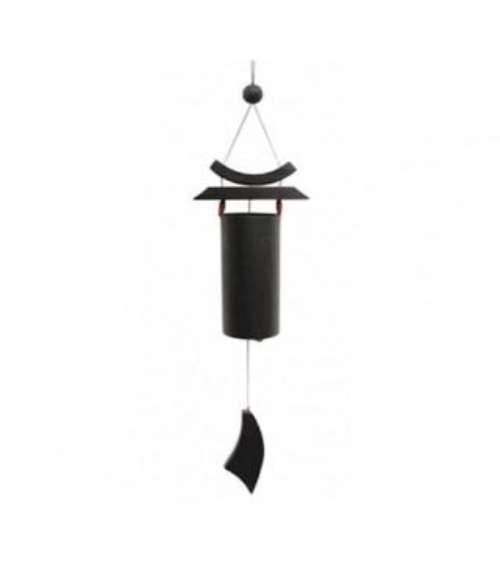 Carillon à vent Zen Noir