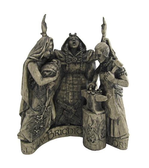 Statue Brigit