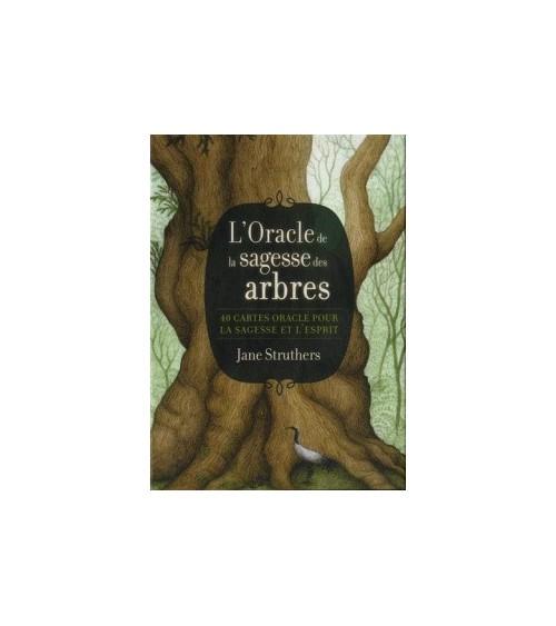 Coffret Oracle de la sagesse des arbres