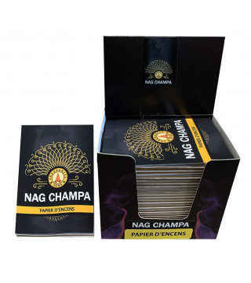 Papier encens Nag Champa