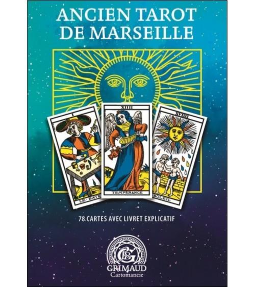 Coffret Ancien Tarot de Marseille