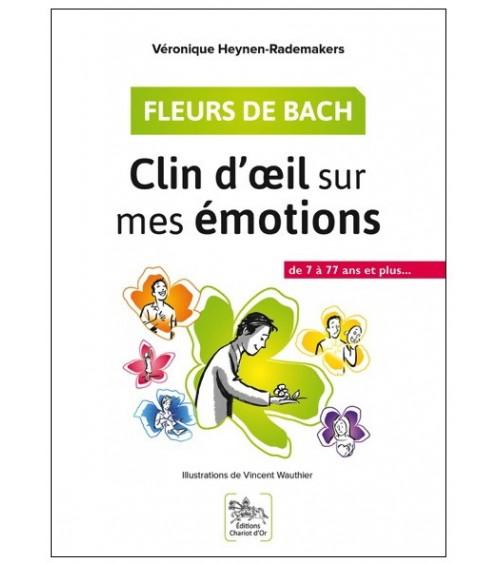 Fleurs de Bach - Clin d'oeil sur mes émotions