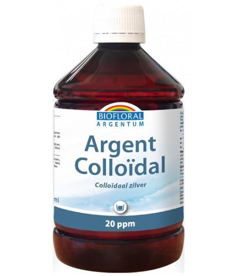 Argent colloidal 20 ppm