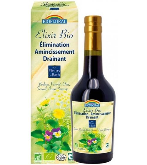 Elixir élimination, amincissement, drainant