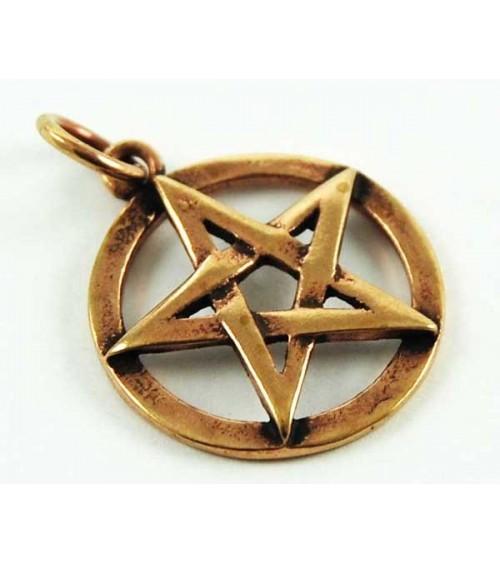 Pendentif Pentagramme Nouez
