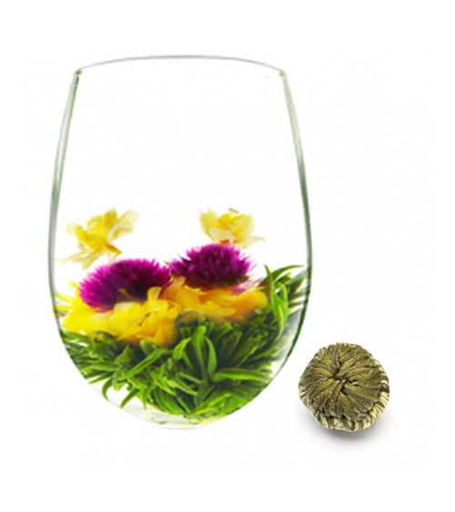 Fleur de thé YIN & YANG