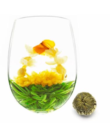 Fleur de thé MURAILLE DE CHINE