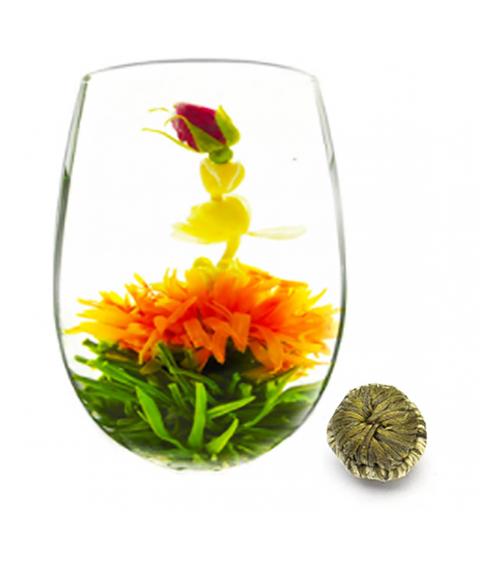 Fleur de thé BAISER DU DRAGON