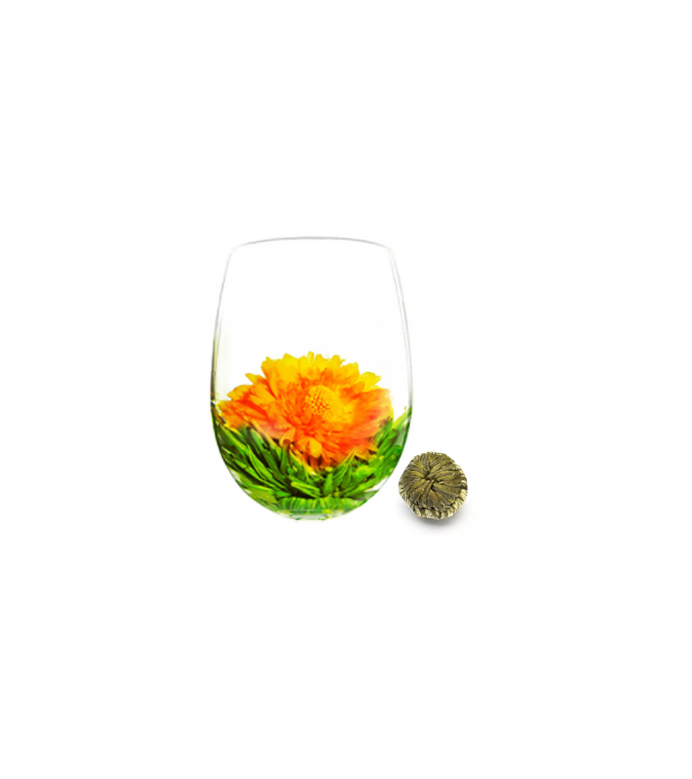 Fleur de thé FLEUR DE MANGUE