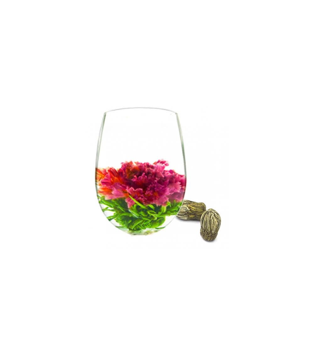 Fleur de thé ROUGE ANCESTRAL