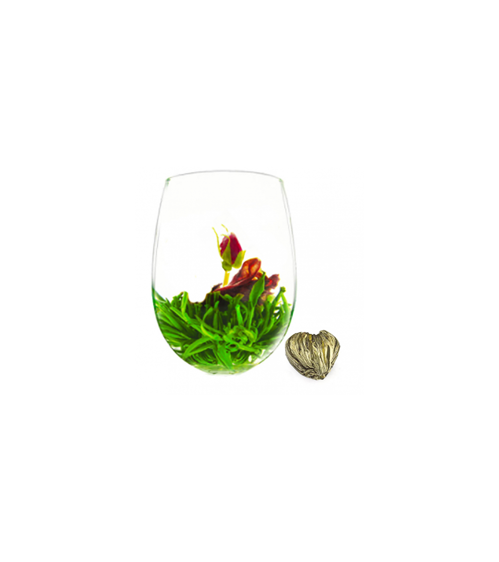 Fleur de thé FLEUR DE FRAISE