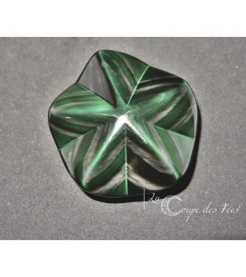 Obsidienne Oeil Céleste étoile 1