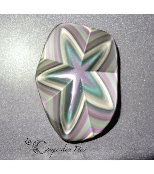 Obsidienne Oeil Céleste étoile 3