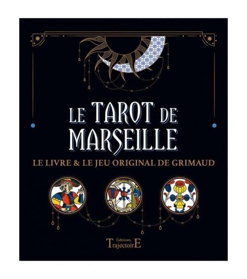 Coffret Le Tarot de Marseille