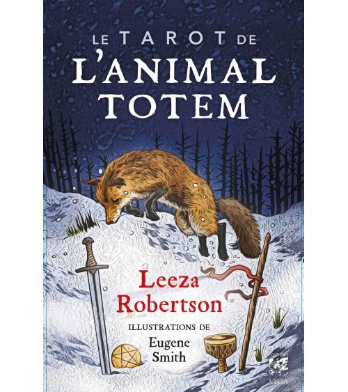 Le tarot de l'animal totem (Coffret)