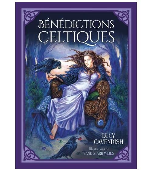 Bénédictions Celtiques (coffret oracle)