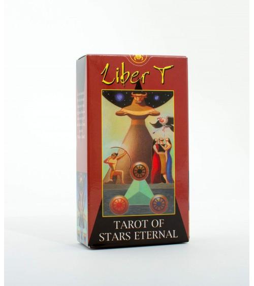 Liber T- Tarot des Etoiles Eternelles