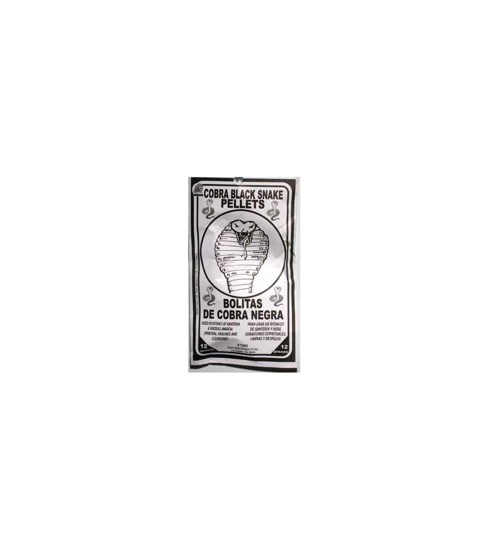 Boulettes de Serpent Noir