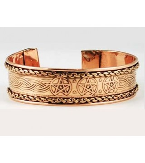 Bracelet Pentagramme