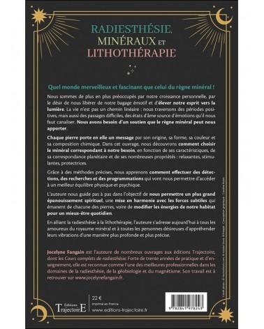 radiesthésie, lithothérapie lithotherapie minéraux