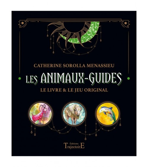 Coffret-Les Animaux guides-Le livre et le jeu original