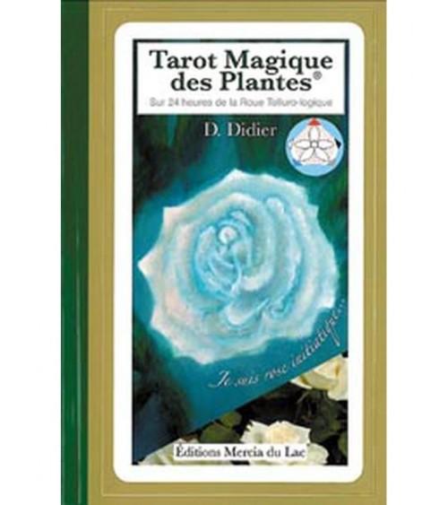 Tarot magique des plantes