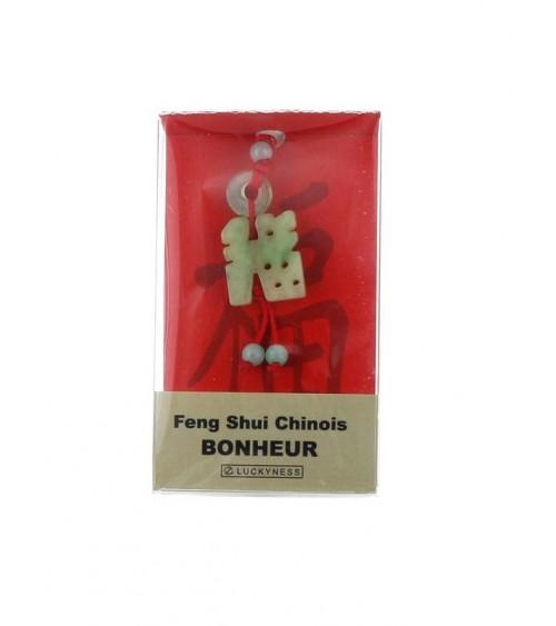 Porte-bonheur Feng-shui Jade Bonheur & Chance