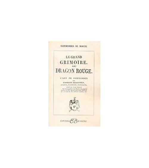 Grimoire du Dragon Rouge