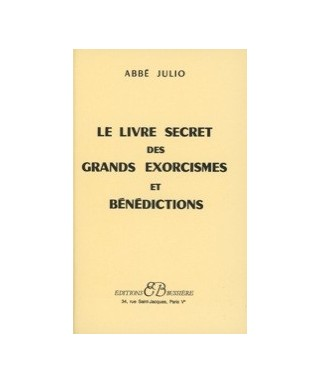 Livre Secret Grand Exorcisme