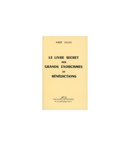 Livre Secret Grand Exorcisme