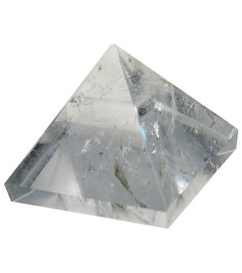 Pyramide Cristal de roche (3 cm)