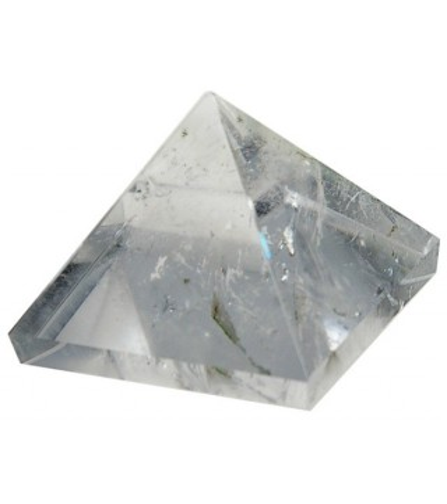 Pyramide en Cristal de roche (6cm)