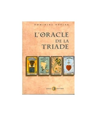 Oracle de la Triade - Livre