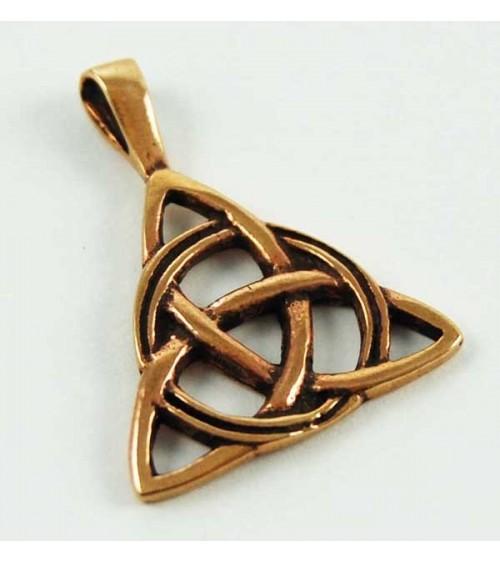Pendentif Triquetra Bronze
