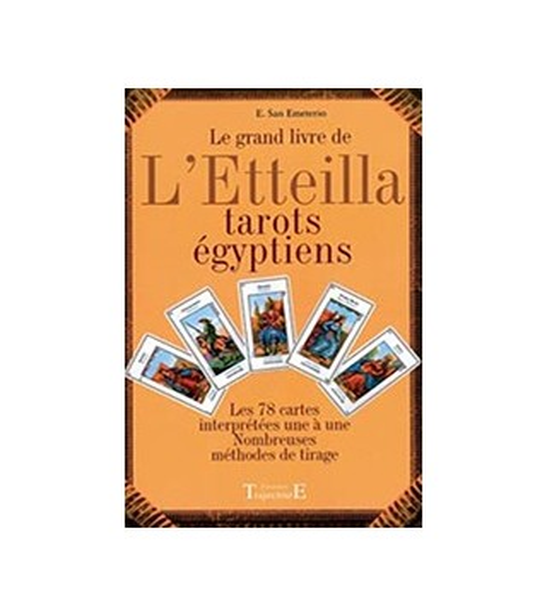 Grand livre de l'Etteilla