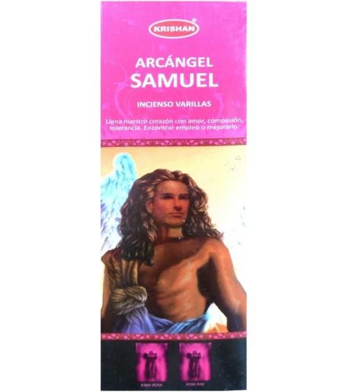 Encens Krishan Archange Samuel