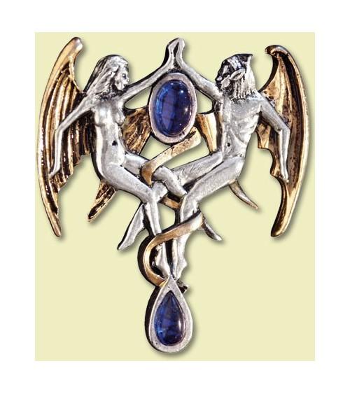 Pendentif Ange Venus & Mars