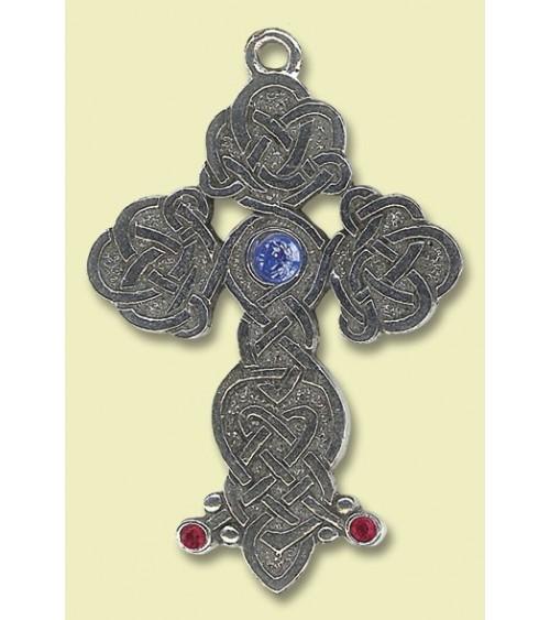 Pendentif Croix de Guenièvre