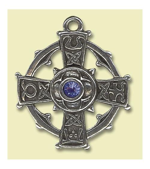 Pendentif Croix de Raith Gras