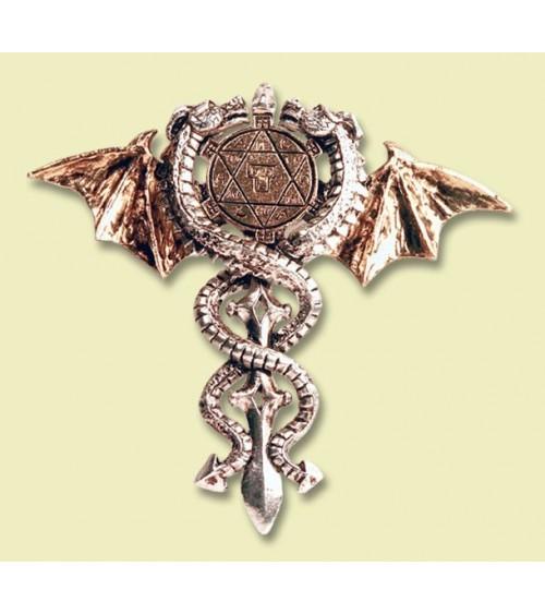 Amulette Dragons Sacrés