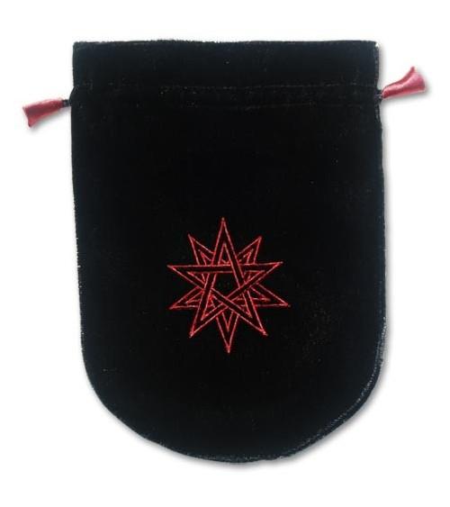 Pochette Double Pentagramme
