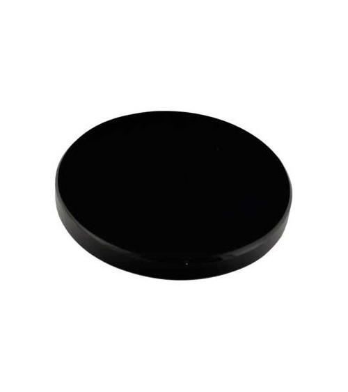 Miroir Magique en Obsidienne Noire