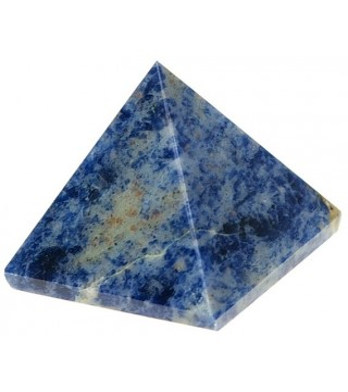Pyramide en Sodalite